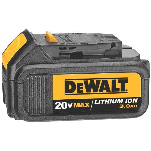 DEWALT DCB200 3.0 Ah 20V Li-Ion Premium Battery primary