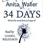 34 Days Hörbuch von Anita Waller Gesprochen von: Cheryl Wilkinson