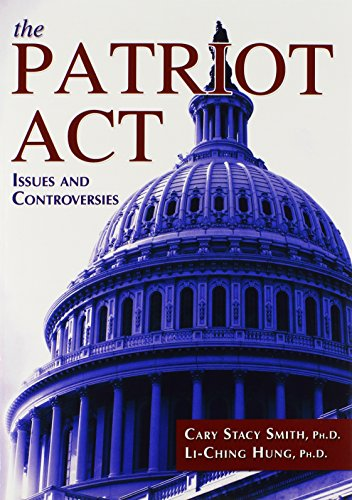 the usa patriot act a controversial