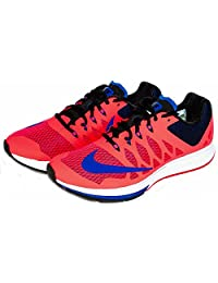 Nike Air Zoom Elite 7 Men's Running Shoe Hyper Punch/Black/White/Hyper Cobalt 654443-600 sz. 8-11