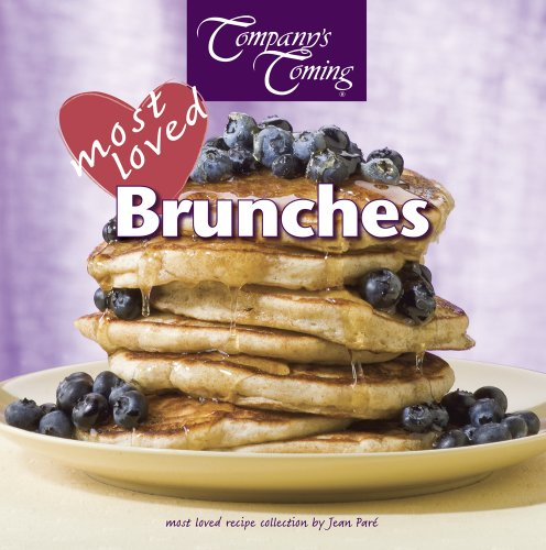 Most Loved Brunches (Most Loved Series) by Jean Paré