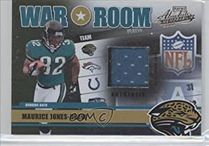 Maurice Drew #37 50 Maurice Jones-Drew, Jacksonville Jaguars (Football Card) 2006... by Absolute Memorabilia