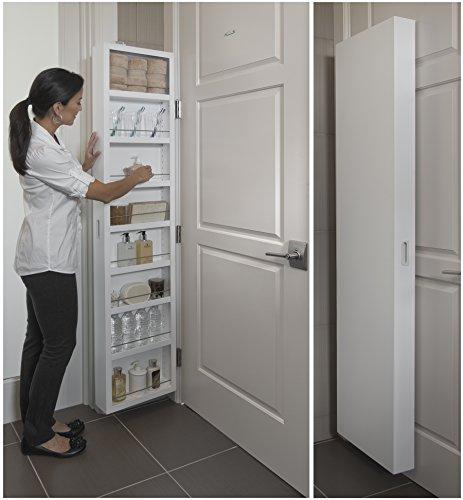 Behind The Door Storage Cabinet