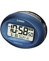Casio - DQD-105-2EF - Réveil - Radio Piloté - Quartz Digitale - Alarme répétitive - Bip horaire - Eclairage LED