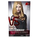 Vidal Sassoon  Salonist Hair Colour Permanent Color Kit, 8/3...