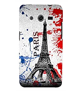 PRINTSWAG TOWER Designer Back Cover Case for SAMSUNG GALAXY CORE 2 G355H