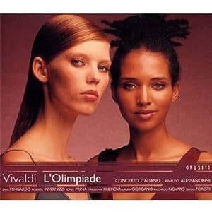 Vivaldi - L'Olimpiade