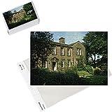 Photo Jigsaw Puzzle of Bronte Parsonage, Haworth, West Yorkshire, England, United Kingdom, Europe from Robert Harding