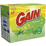 Gain Ultra With Freshlock Original Powder Detergent 68 Loads 77 Oz