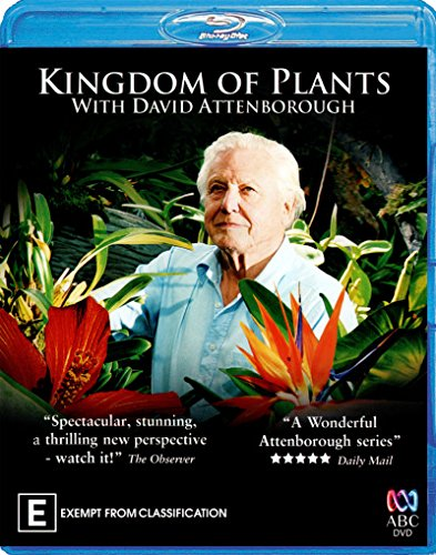 David Attenborough - Kingdom of Plants [NON-USA Format / Region B Import - Australia]