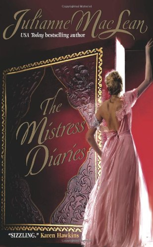 Image of The Mistress Diaries: Pembroke Palace Series, Book Two (Avon Romantic Treasure)