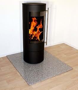 granit funkenschutzplatte ofenunterlage bodenplatte f. Black Bedroom Furniture Sets. Home Design Ideas