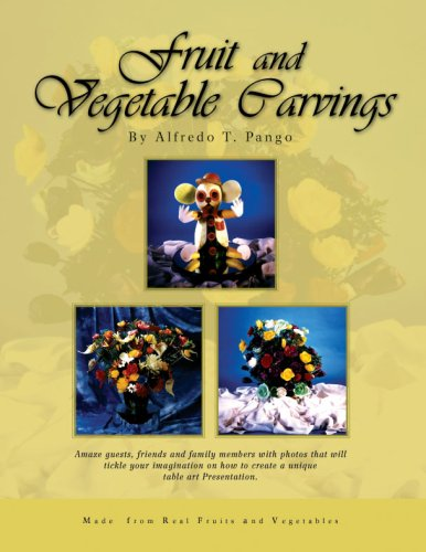 FRUIT & VEGETABLE CARVINGS