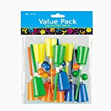 PACK OF 12 CUP AND BALL GAMES