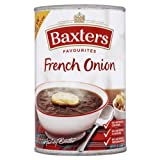 Baxters Favourites French Onion Soup 400 g (Pack of 12)