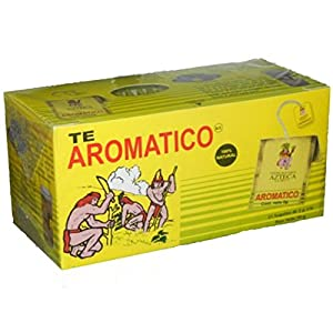 Amazon.com: Te Aromatico / Aromatic Tea Useful for Diarrhea, Vomiting