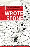 I Wrote Stone: The Selected Poetry of Ryszard Kapuscinski (Biblioasis International Translation Series)