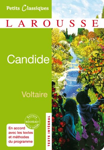 Candide Voltaire (Larousse) (French Edition)