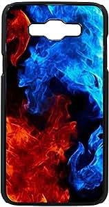 FCS Printed 2D Designer Hard Back Case For Samsung Galaxy J7 Design-20734