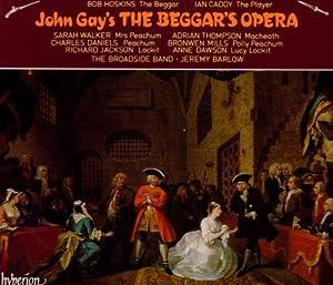 John gay the beggars opera