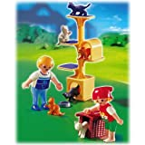Playmobil Cat Scratch Tree