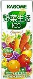 野菜生活100 オリジナル 200ml×24本