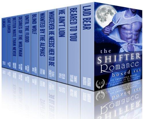 Shifter Romance Boxed Set (11 Book Bundle) by Marina Maddix