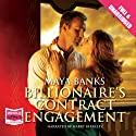 Billionaire's Contract Engagement Audiobook by Maya Banks Narrated by Harry Berkeley