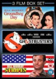 Groundhog Day/Ghostbusters/Stripes [DVD]