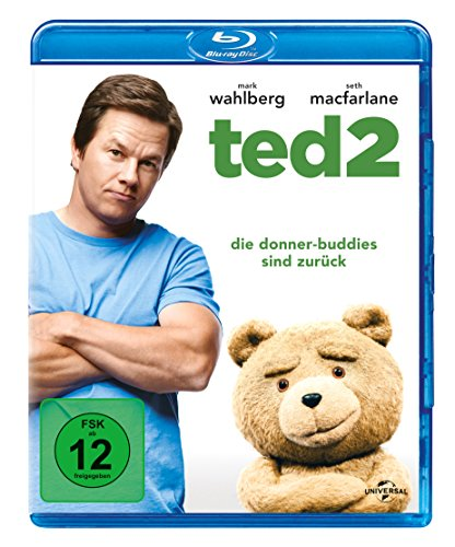 Ted 2 (inkl. Digital HD Ultraviolet) [Blu-ray]