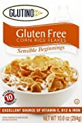 Glutino Gluten Free Sensible Beginnings Cereal 10 OZ (packk of 6)