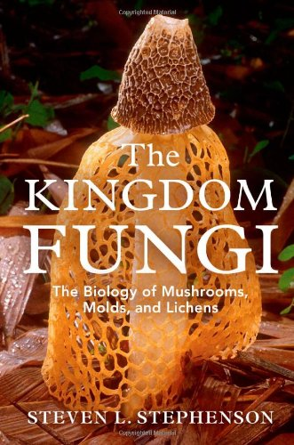 The Kingdom Fungi: The Biology of Mushrooms, Molds, and Lichens (Bread Mold Books compare prices)