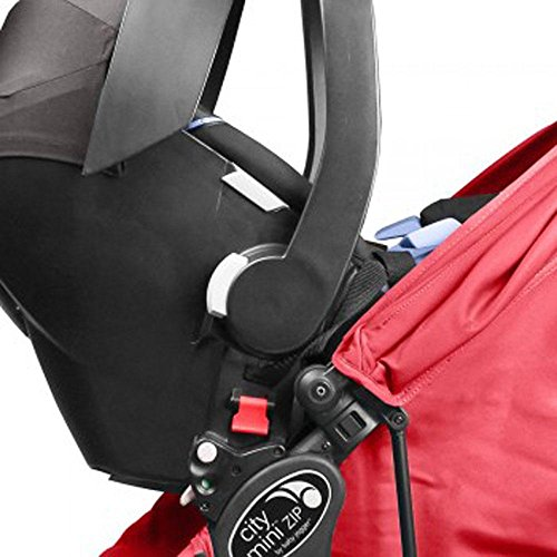 Baby-Jogger-Car-Seat-Adapter-Single-City-Mini-City-Mini-GT-and-Summit-X3-for-Chicco-Cybex-Maxi-Cosi-Nuna-Peg-Perego-BJ90127