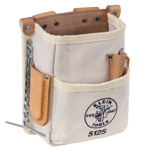 Images for Klein Tools 5125 5 Pocket Tool Pouch Canvas