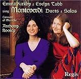 echange, troc  - Monteverdi : Duos & Solos
