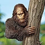 Bigfoot, the Bashful Yeti Tree Sculpture: Over 11