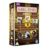 Horrible Histories: Complete Series 1-3 Box Set [DVD]by Dominic Brigstocke