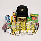 Deluxe - 2 Person Emergency Survival Kit - Back Pack Kit