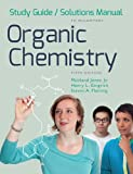 img - for Study Guide and Solutions Manual: for Organic Chemistry, Fifth Edition book / textbook / text book