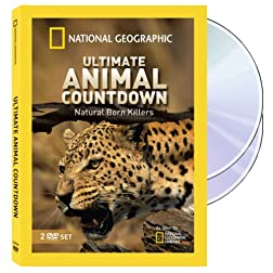 Ultimate Animal Countdown: Natural Born Killers