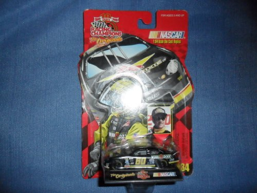 1999 - Racing Champions the Originals - NASCAR - Issue #34 - Mark Martin - #60 Winn Dixie / Ford Taurus - Collector Card & Display Stand - 1:64 Scale Die Cast - New - Out of Production - Limited Edition - Collectible - 1