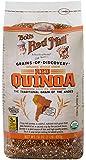 Bob's Red Mill Grains of Discovery Organic Whole Grain Red Quinoa Gluten Free -- 16 oz