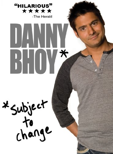 Danny Bhoy - Subject to Change [DVD]