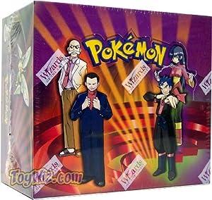 Pokemon Gym Challenge Booster Box 36 Packs