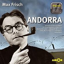 Andorra Performance Auteur(s) : Max Frisch Narrateur(s) : Luca Zamperoni, Aischa Lina Löbbert, Silke Bergmann, Antje Franz, Frank Hamer