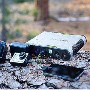 Goal Zero Sherpa 100 Solar Recharging Kit with Inverter One Size from Goal Zero