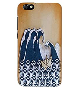 HUAWEI HONOR 4X BOAT Back Cover by PRINTSWAG