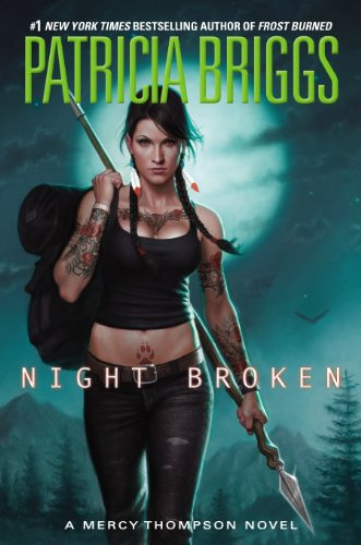 Patricia Briggs - Night Broken