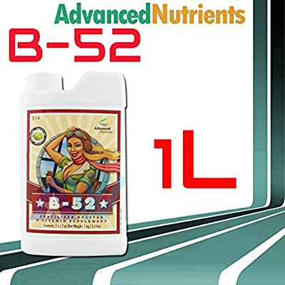 Advanced Nutrition B-52 1L Advanced Nutrients Vitamin Booster Fertilizer - Hydroponics