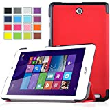 Acer Iconia One B1-770 Case - IVSO Slim Smart Stand Cover Case for Acer Iconia One B1-770 7-Inch Tablet